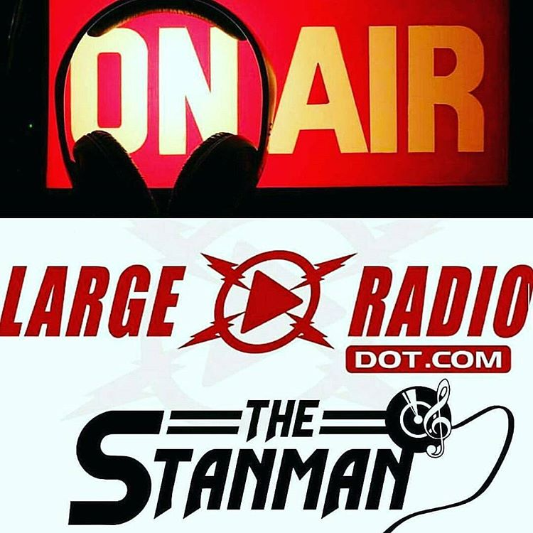 The stanman live on largeradio right now wwwlargeradiocom or tuneinhellip