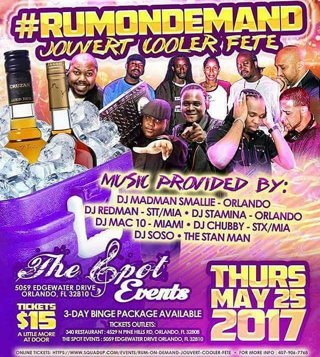 Tonight in orlando!!! How much rum can you drink?? orlandocarnival