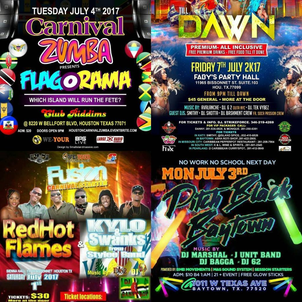 Houston Texas events in july 2017 morethan4 houstonevents houston houstoncarnivalhellip