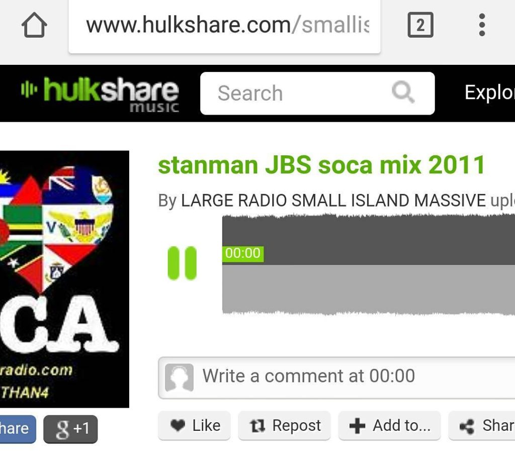 Who remember this mix stanman made in 2011 ??? httpswwwhulksharecomsmallislandmassivestanmanjbssocamix2011hellip