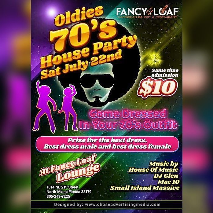 This Saturday July 22nd a 70s oldies house party stylehellip