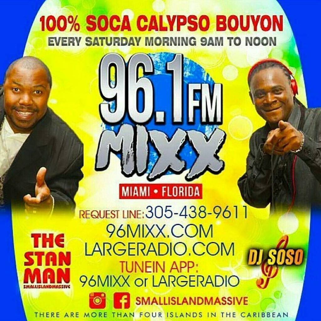 100 SOCA!! live right now with the stanman and djhellip
