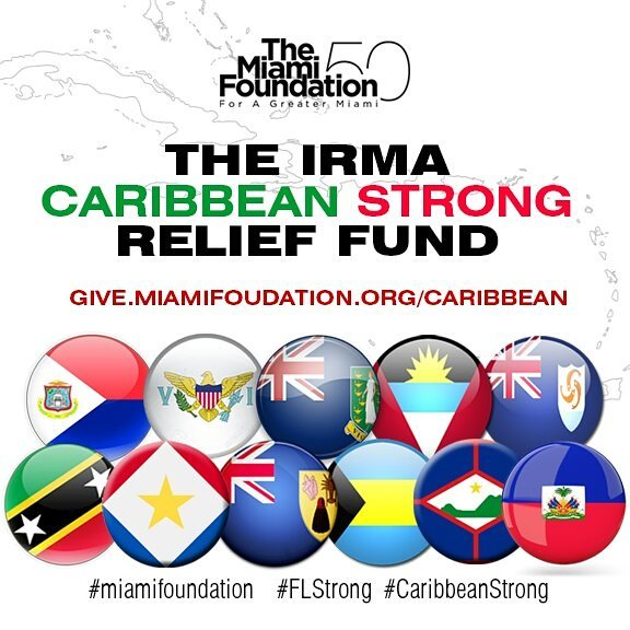 Give donate volunteer caribbeanstrong flstrong miamifoundation miami fortlauderdale give donatehellip