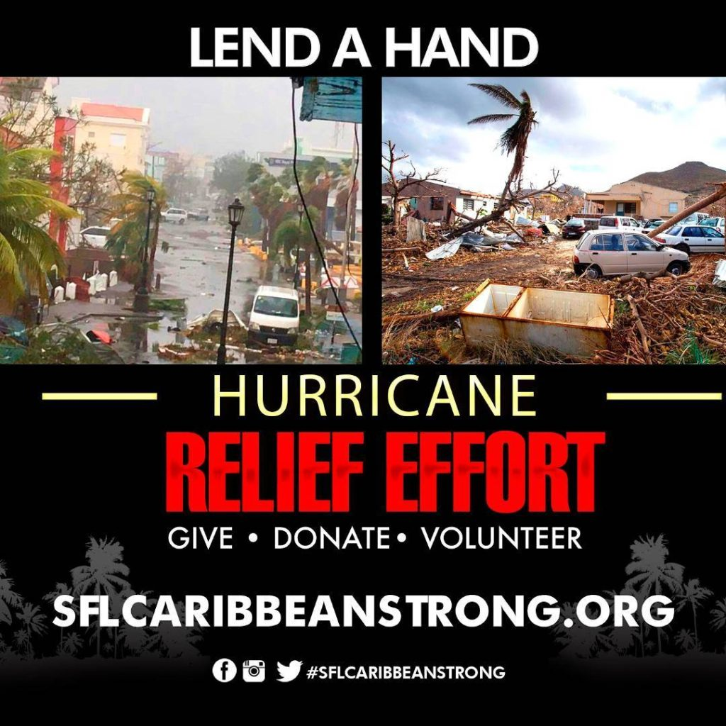 A communitywide Hurricane Relief effort is being coordinated Please Lendhellip