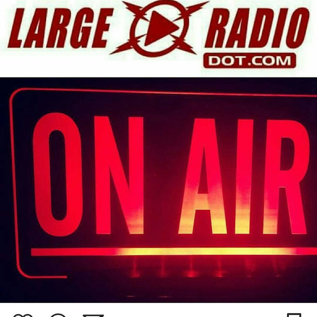 The stanman live on largeradiocom right now largeradio radio livehellip