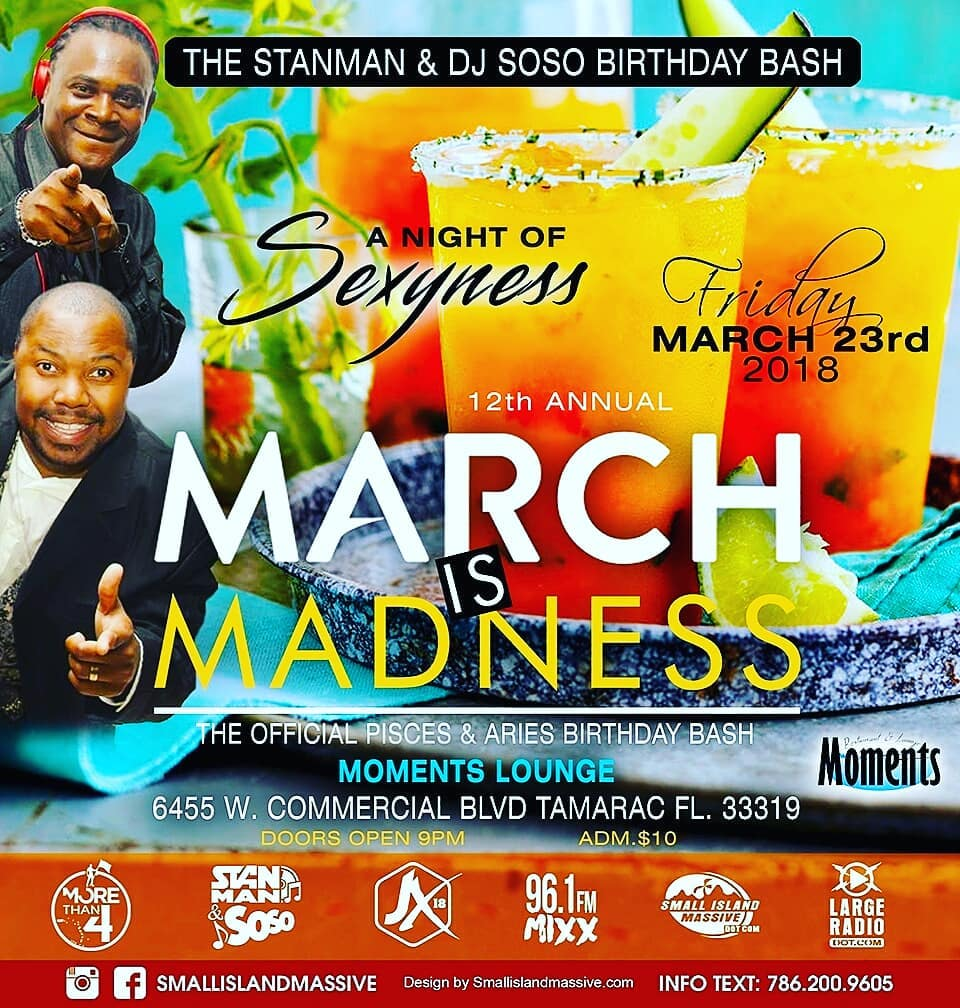 The Stanman amp Dj Soso Birthday Bash 2018 A nighthellip