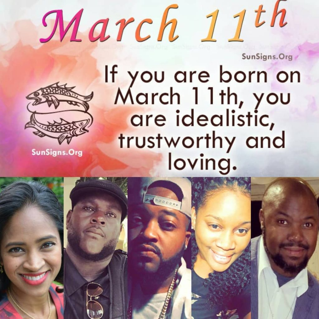 March 11 born piscesseason